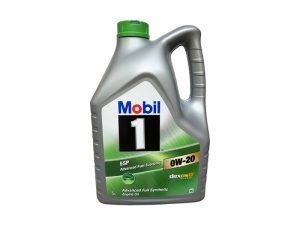 Mobil 1 Esp X2 0w-20 Engine Oil 5 Litre