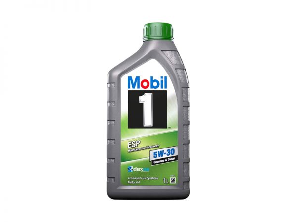 Mobil 1 Esp 5w-30 Fully Synthetic Engine Oil 1 Litre