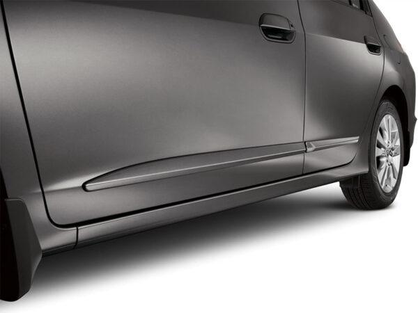 Genuine Honda Insight Side Body Moulding Trims (Dynamic Blue) 2010-2014