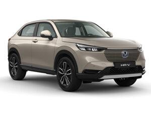 2021 Honda HR-V Hybrid