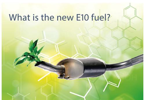 EU10 Fuel Changes Explained