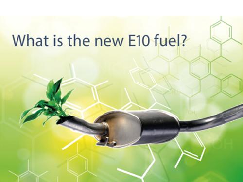 E10 Fuel Changes Explained