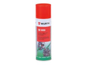 Wurth CU 800 Battery Terminal Brake Corrosion Protector Copper grease Slip 300ml